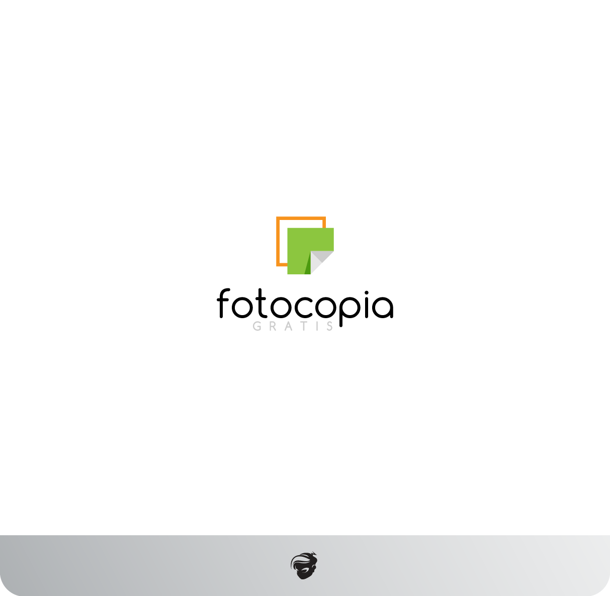 Logo Design by zesthar - Entry No. 118 in the Logo Design Contest Inspiring Logo Design for Fotocopiagratis.