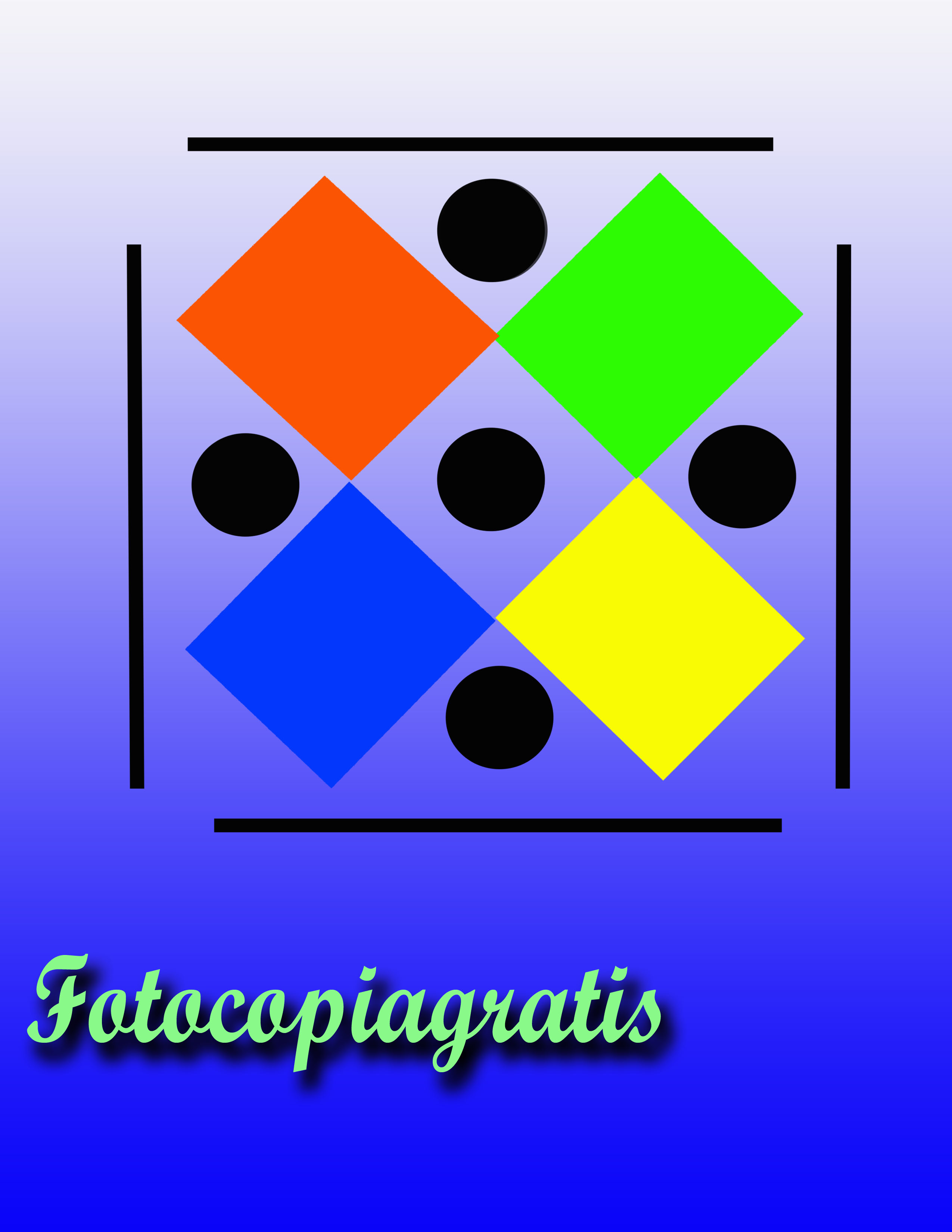 Logo Design by Mary Ann Esclamado - Entry No. 119 in the Logo Design Contest Inspiring Logo Design for Fotocopiagratis.