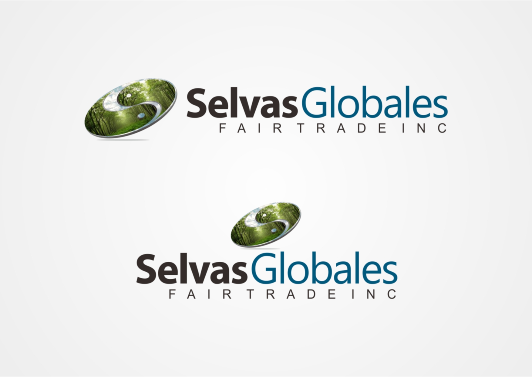 Logo Design by Private User - Entry No. 115 in the Logo Design Contest Captivating Logo Design for Selvas Globales Fair Trade Inc..