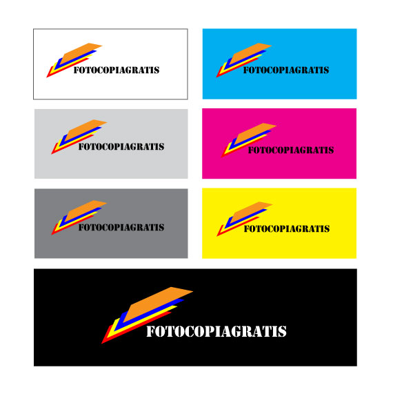 Logo Design by Nirmali Kaushalya - Entry No. 132 in the Logo Design Contest Inspiring Logo Design for Fotocopiagratis.