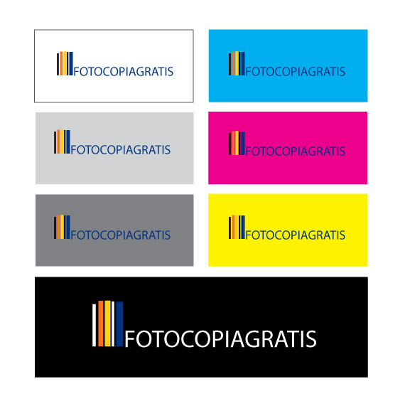 Logo Design by Nirmali Kaushalya - Entry No. 136 in the Logo Design Contest Inspiring Logo Design for Fotocopiagratis.