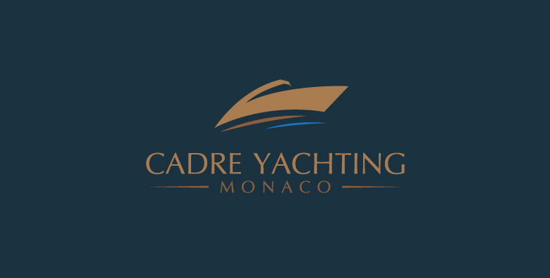 Logo Design by SERO - Entry No. 237 in the Logo Design Contest New Logo Design for Cadre Yachting Monaco.