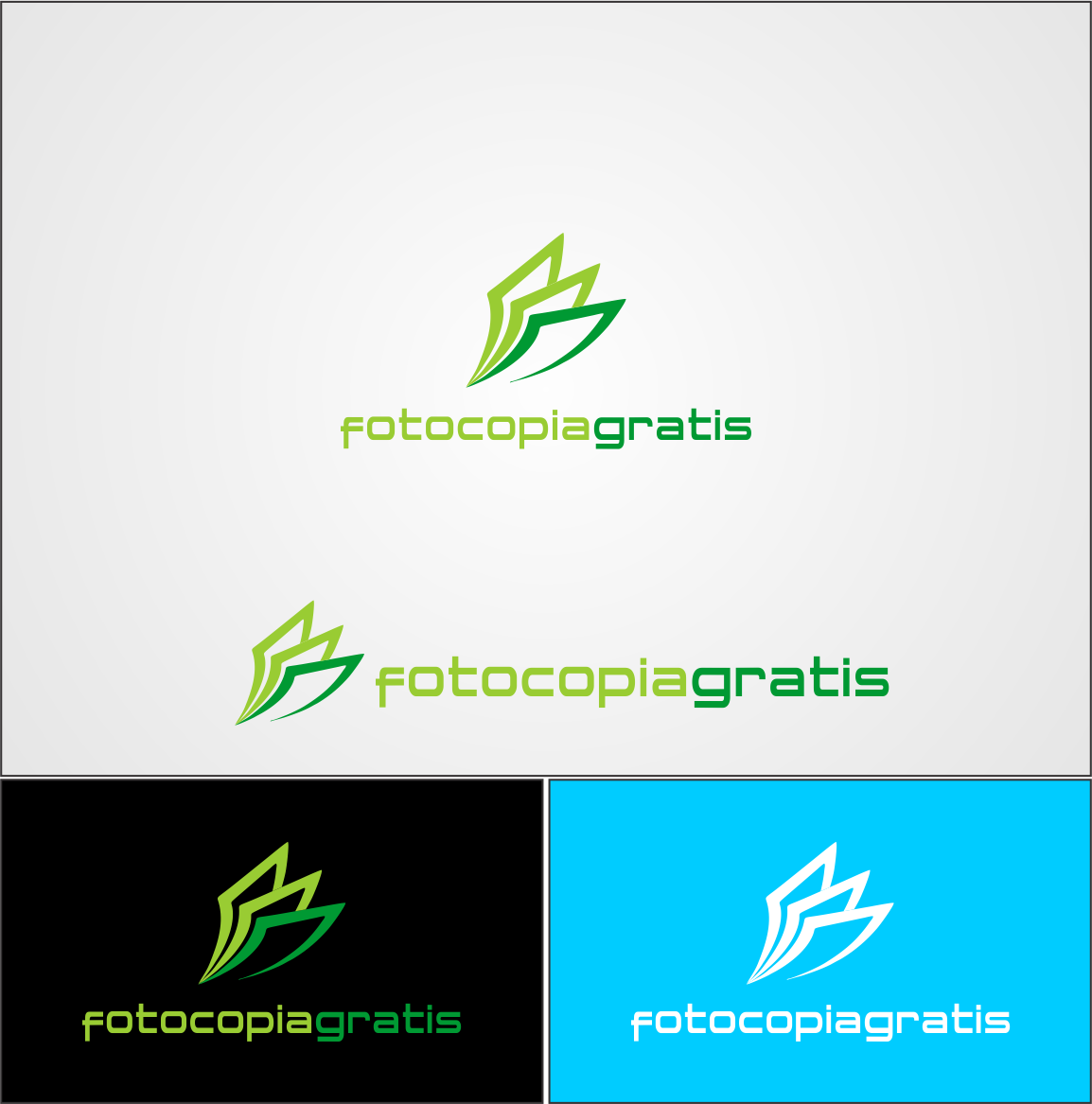 Logo Design by Agus Martoyo - Entry No. 137 in the Logo Design Contest Inspiring Logo Design for Fotocopiagratis.