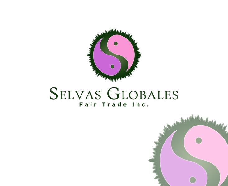 Logo Design by Juan_Kata - Entry No. 125 in the Logo Design Contest Captivating Logo Design for Selvas Globales Fair Trade Inc..