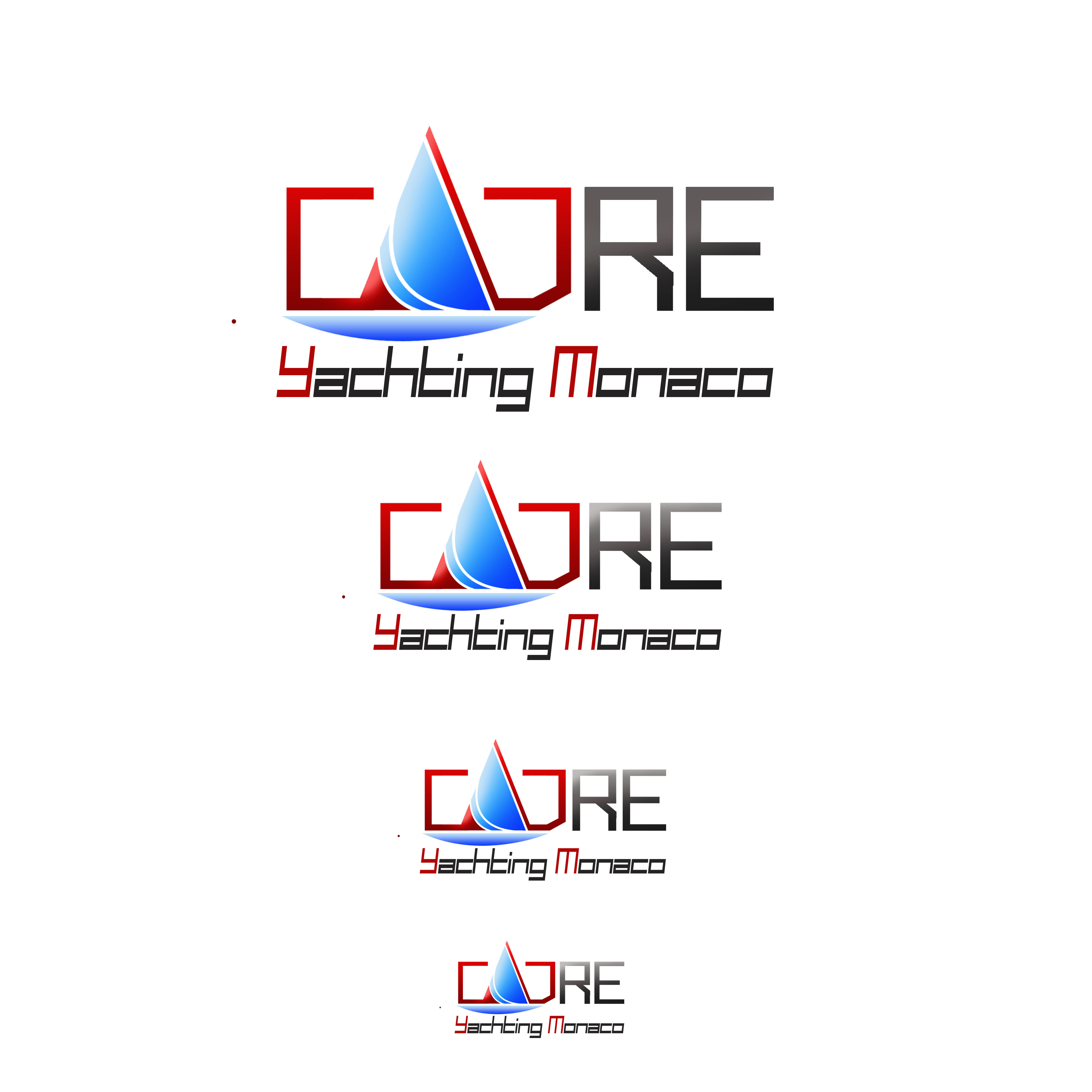 Logo Design by Alan Esclamado - Entry No. 245 in the Logo Design Contest New Logo Design for Cadre Yachting Monaco.