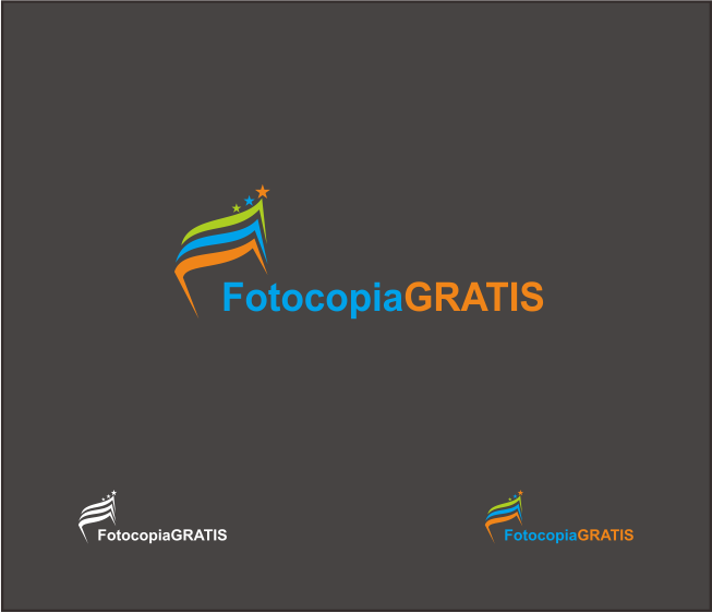 Logo Design by Armada Jamaluddin - Entry No. 150 in the Logo Design Contest Inspiring Logo Design for Fotocopiagratis.