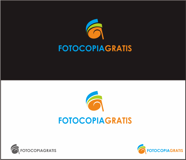 Logo Design by Armada Jamaluddin - Entry No. 153 in the Logo Design Contest Inspiring Logo Design for Fotocopiagratis.
