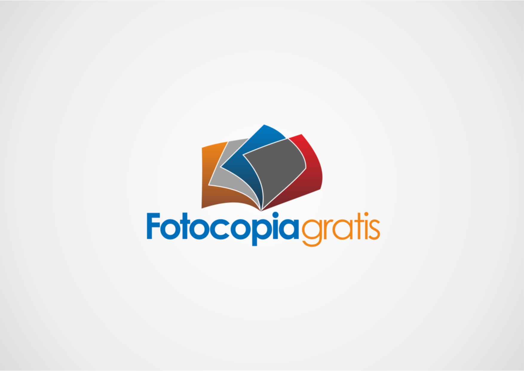 Logo Design by Private User - Entry No. 157 in the Logo Design Contest Inspiring Logo Design for Fotocopiagratis.