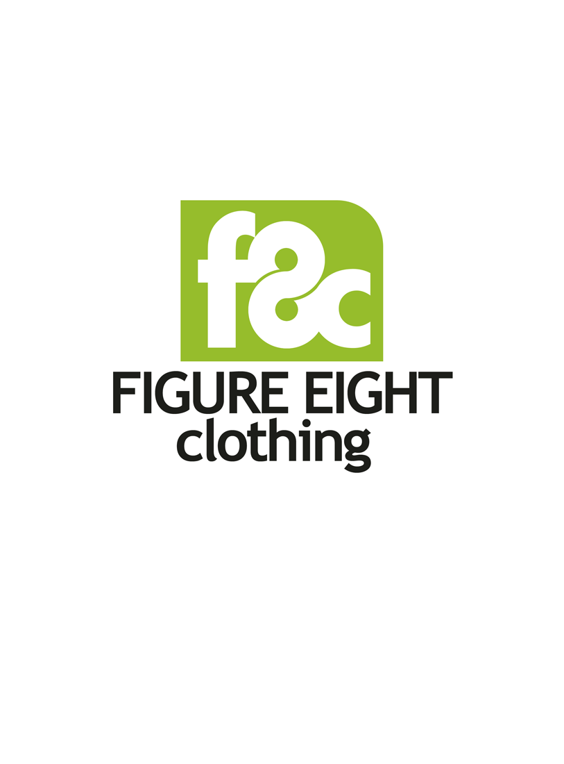 Logo Design by Private User - Entry No. 2 in the Logo Design Contest Artistic Logo Design for Figure Eight Clothing.