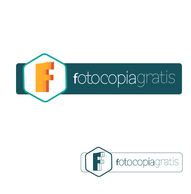 Logo Design by Jelena Kaerner - Entry No. 164 in the Logo Design Contest Inspiring Logo Design for Fotocopiagratis.