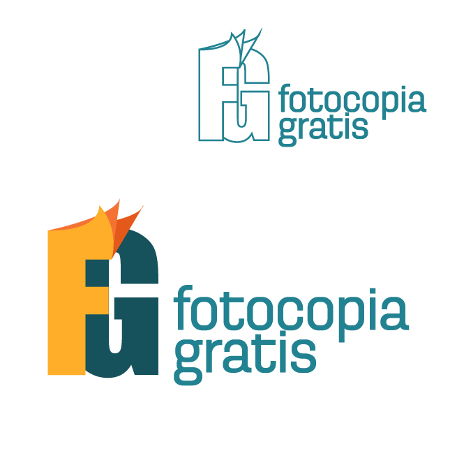 Logo Design by Jelena Kaerner - Entry No. 165 in the Logo Design Contest Inspiring Logo Design for Fotocopiagratis.