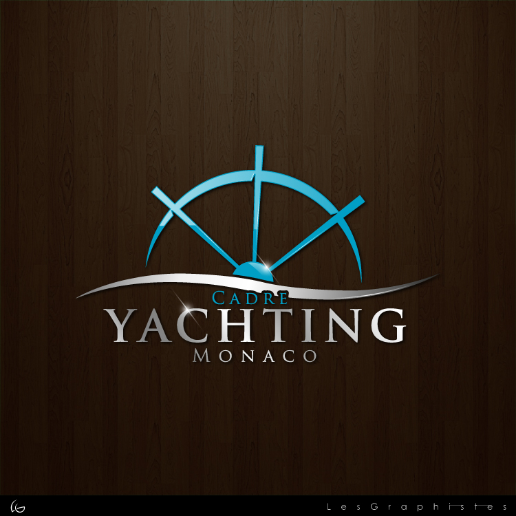 Logo Design by Les-Graphistes - Entry No. 264 in the Logo Design Contest New Logo Design for Cadre Yachting Monaco.