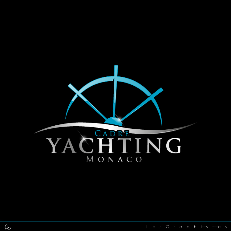 Logo Design by Les-Graphistes - Entry No. 265 in the Logo Design Contest New Logo Design for Cadre Yachting Monaco.