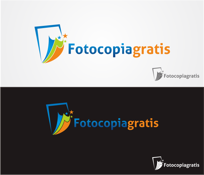 Logo Design by Armada Jamaluddin - Entry No. 167 in the Logo Design Contest Inspiring Logo Design for Fotocopiagratis.