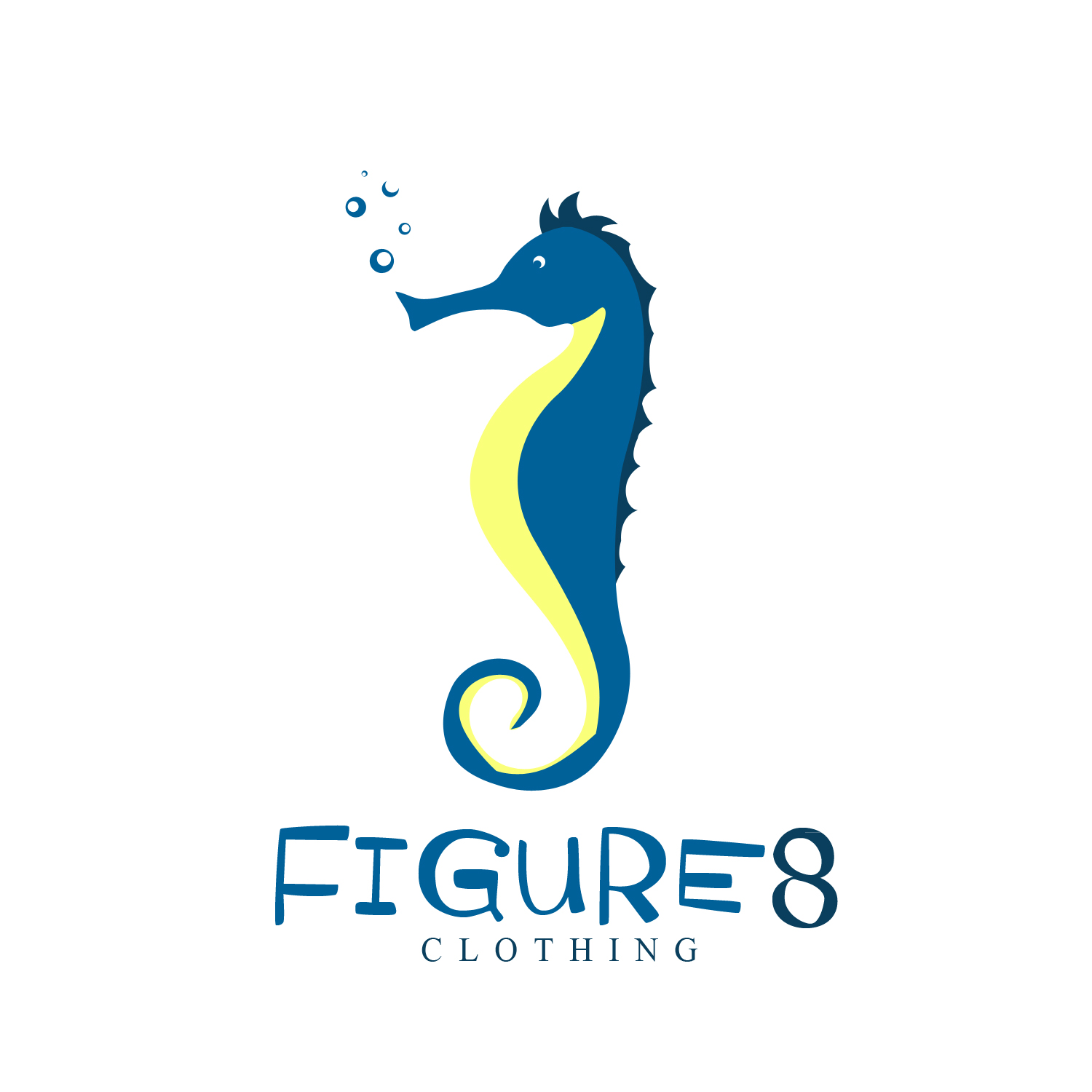 Logo Design by Kenneth Joel - Entry No. 6 in the Logo Design Contest Artistic Logo Design for Figure Eight Clothing.