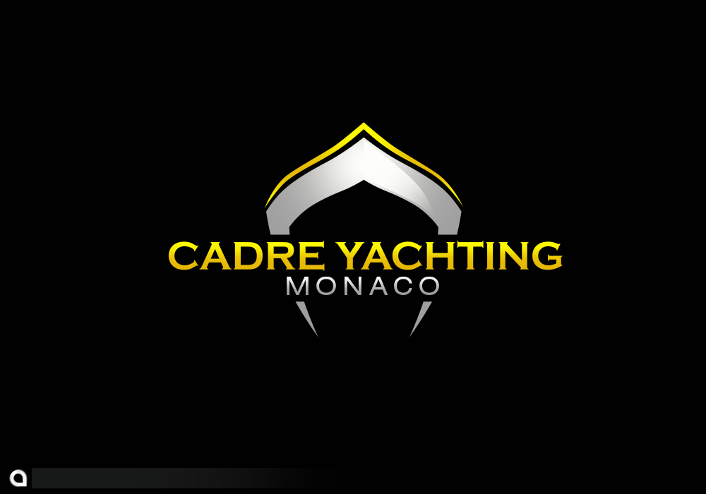 Logo Design by alocelja - Entry No. 287 in the Logo Design Contest New Logo Design for Cadre Yachting Monaco.
