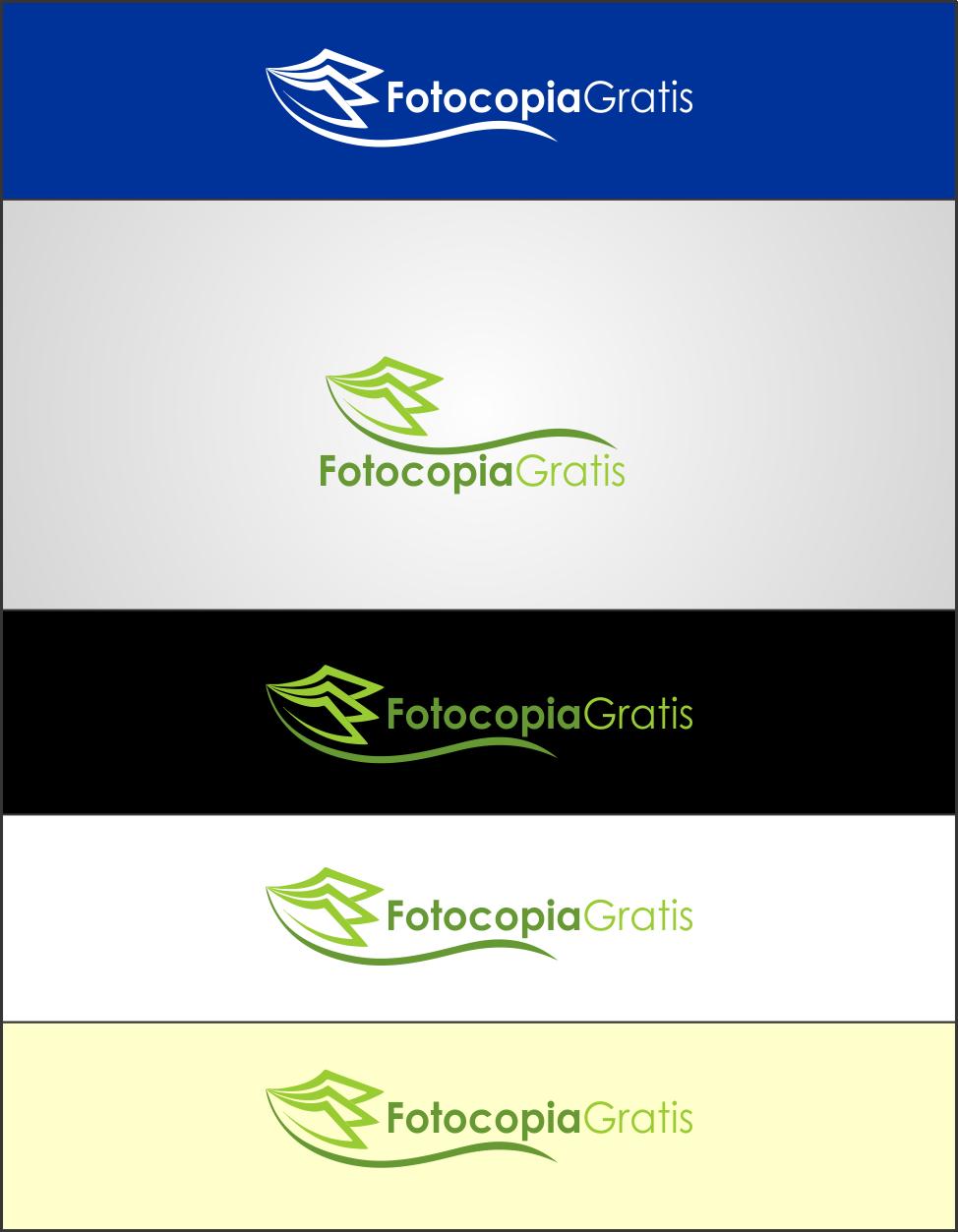 Logo Design by Agus Martoyo - Entry No. 181 in the Logo Design Contest Inspiring Logo Design for Fotocopiagratis.