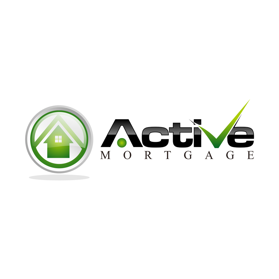 Logo Design by LukeConcept - Entry No. 141 in the Logo Design Contest Active Mortgage Corp..