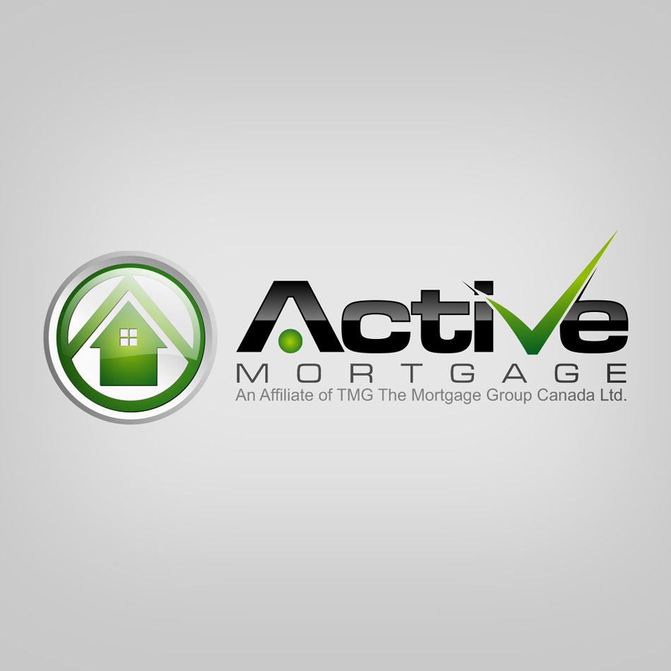Logo Design by LukeConcept - Entry No. 142 in the Logo Design Contest Active Mortgage Corp..