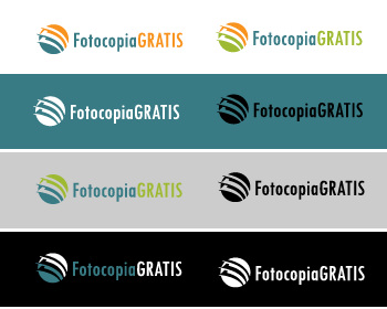 Logo Design by Private User - Entry No. 185 in the Logo Design Contest Inspiring Logo Design for Fotocopiagratis.