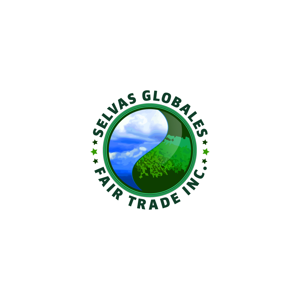Logo Design by danelav - Entry No. 136 in the Logo Design Contest Captivating Logo Design for Selvas Globales Fair Trade Inc..