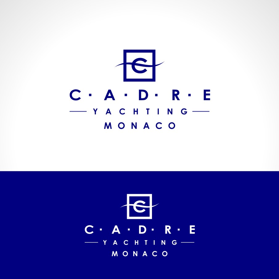 Logo Design by Private User - Entry No. 300 in the Logo Design Contest New Logo Design for Cadre Yachting Monaco.