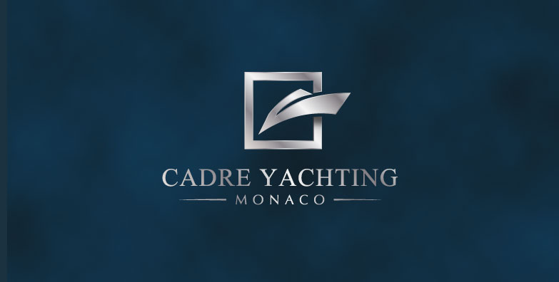 Logo Design by SERO - Entry No. 303 in the Logo Design Contest New Logo Design for Cadre Yachting Monaco.
