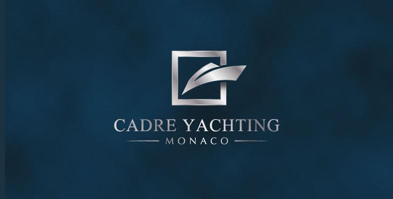 Logo Design by SERO - Entry No. 303 in the Logo Design Contest New Logo Design for Cadre Yachting Monaco.