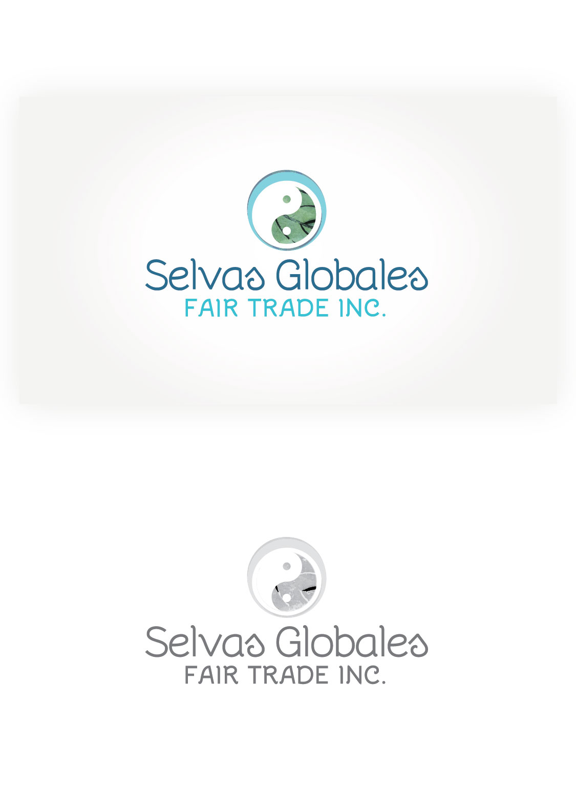 Logo Design by Gnnosch - Entry No. 152 in the Logo Design Contest Captivating Logo Design for Selvas Globales Fair Trade Inc..