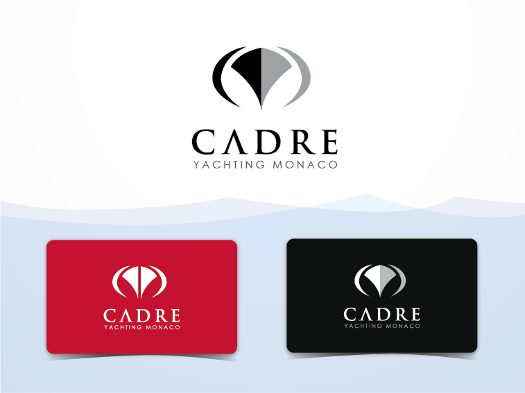 Logo Design by Private User - Entry No. 312 in the Logo Design Contest New Logo Design for Cadre Yachting Monaco.