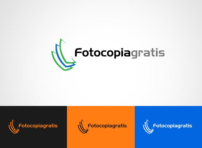 Logo Design by Jan Chua - Entry No. 197 in the Logo Design Contest Inspiring Logo Design for Fotocopiagratis.