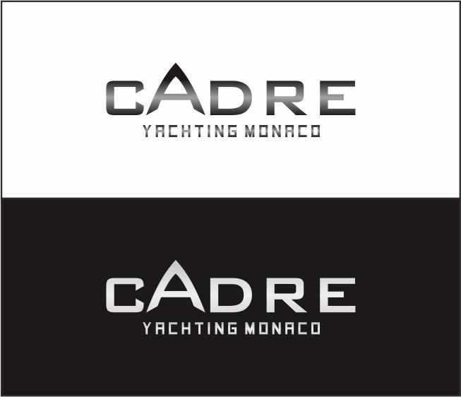 Logo Design by Armada Jamaluddin - Entry No. 313 in the Logo Design Contest New Logo Design for Cadre Yachting Monaco.