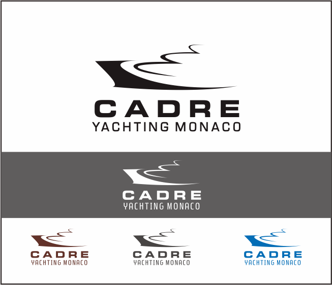 Logo Design by Armada Jamaluddin - Entry No. 314 in the Logo Design Contest New Logo Design for Cadre Yachting Monaco.