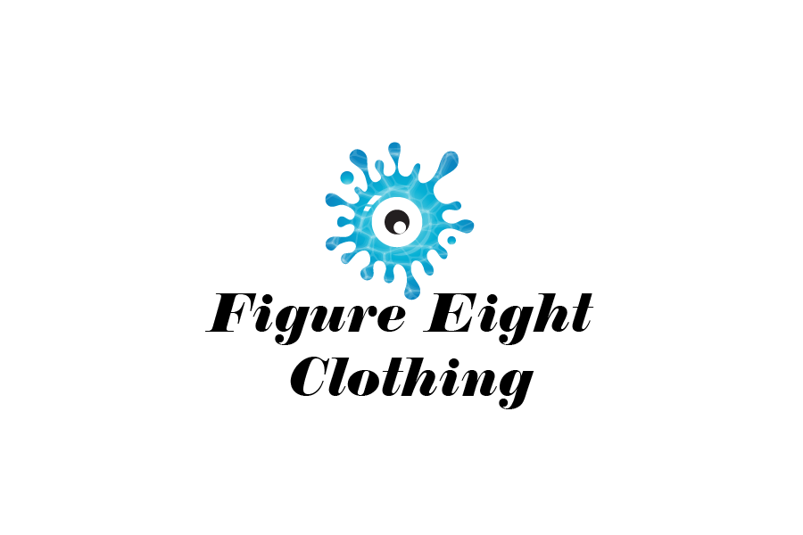 Logo Design by brands_in - Entry No. 23 in the Logo Design Contest Artistic Logo Design for Figure Eight Clothing.