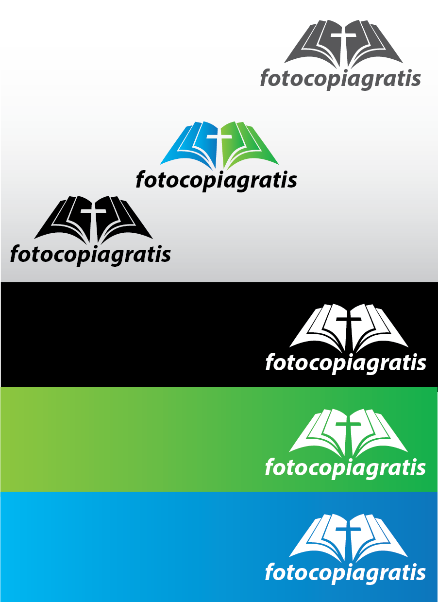 Logo Design by brands_in - Entry No. 199 in the Logo Design Contest Inspiring Logo Design for Fotocopiagratis.