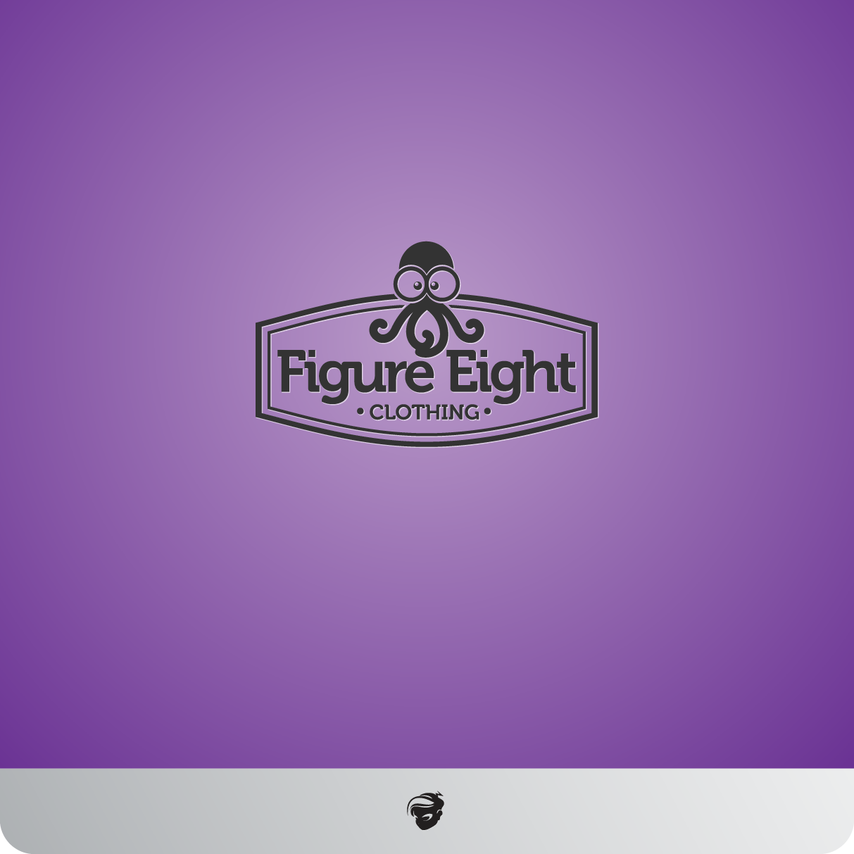 Logo Design by zesthar - Entry No. 25 in the Logo Design Contest Artistic Logo Design for Figure Eight Clothing.