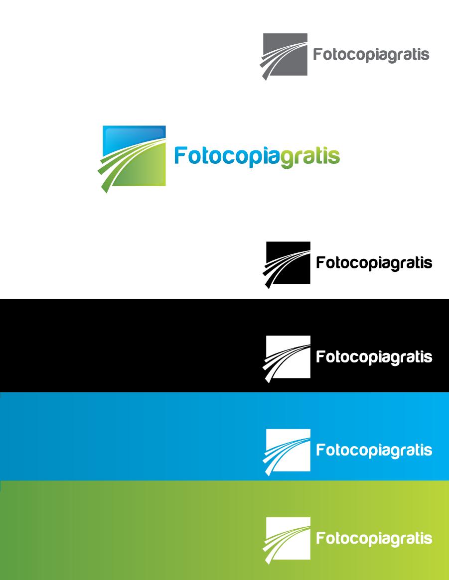 Logo Design by brands_in - Entry No. 200 in the Logo Design Contest Inspiring Logo Design for Fotocopiagratis.