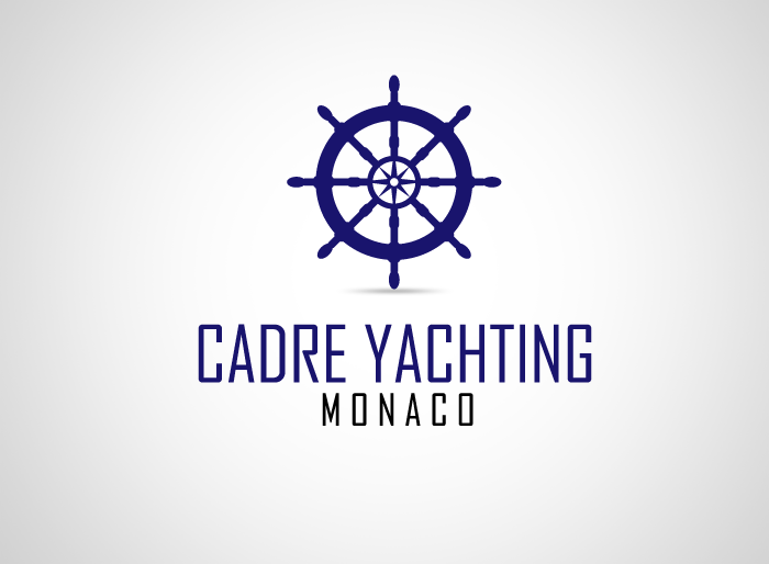 Logo Design by Jan Chua - Entry No. 323 in the Logo Design Contest New Logo Design for Cadre Yachting Monaco.