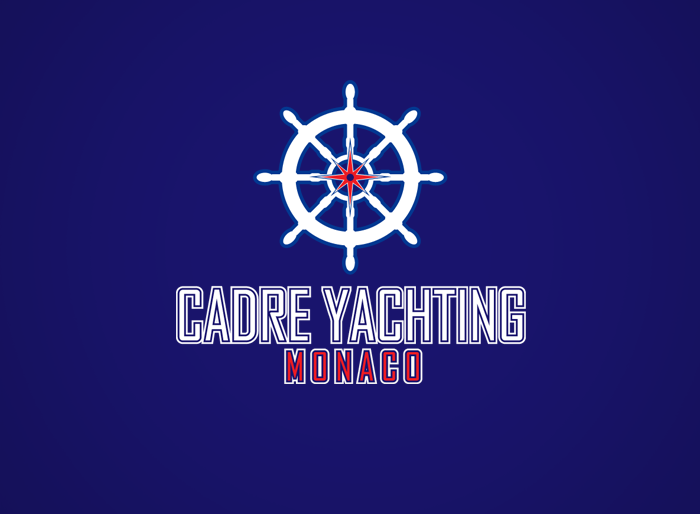 Logo Design by Jan Chua - Entry No. 324 in the Logo Design Contest New Logo Design for Cadre Yachting Monaco.
