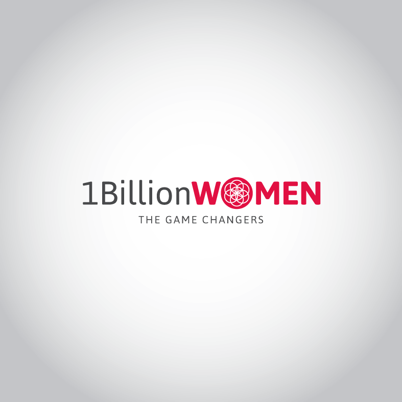 Logo Design by luna - Entry No. 24 in the Logo Design Contest Fun Logo Design for 1BillionWomen.