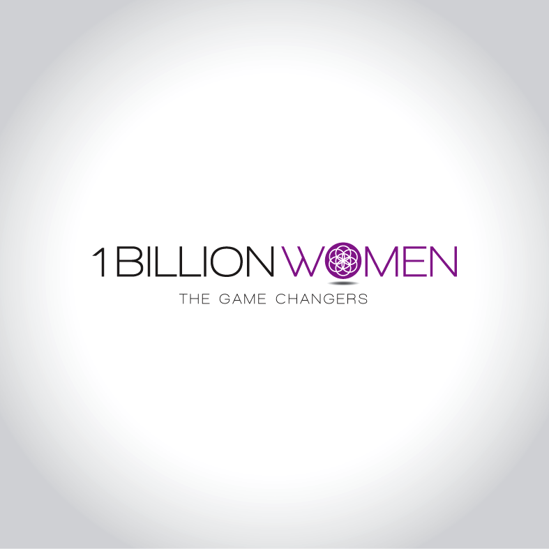 Logo Design by luna - Entry No. 25 in the Logo Design Contest Fun Logo Design for 1BillionWomen.