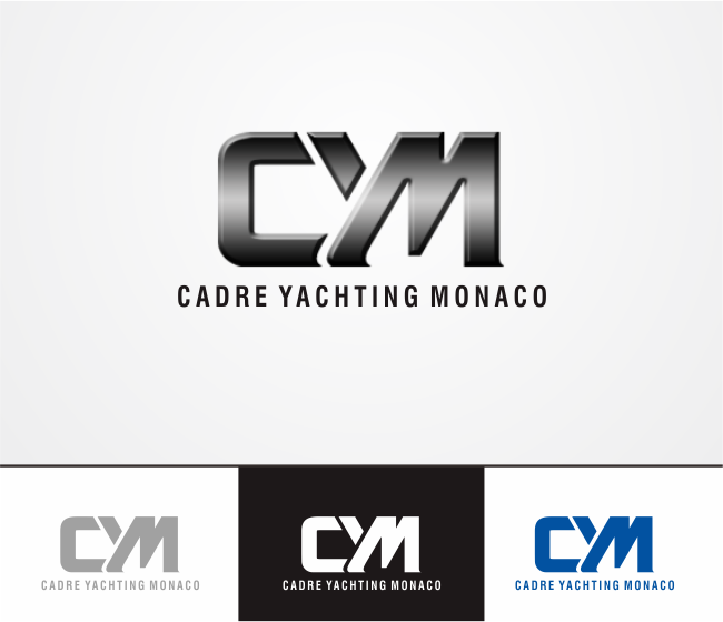 Logo Design by Armada Jamaluddin - Entry No. 331 in the Logo Design Contest New Logo Design for Cadre Yachting Monaco.