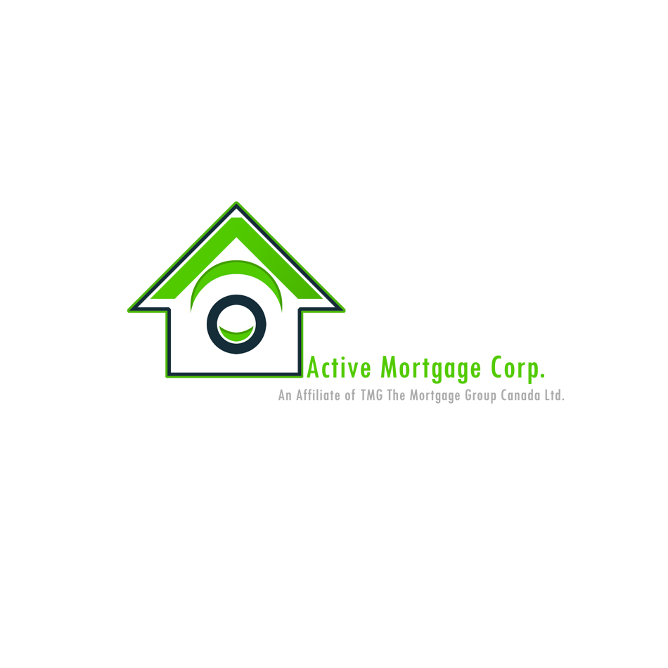 Logo Design by Tathastu Sharma - Entry No. 143 in the Logo Design Contest Active Mortgage Corp..