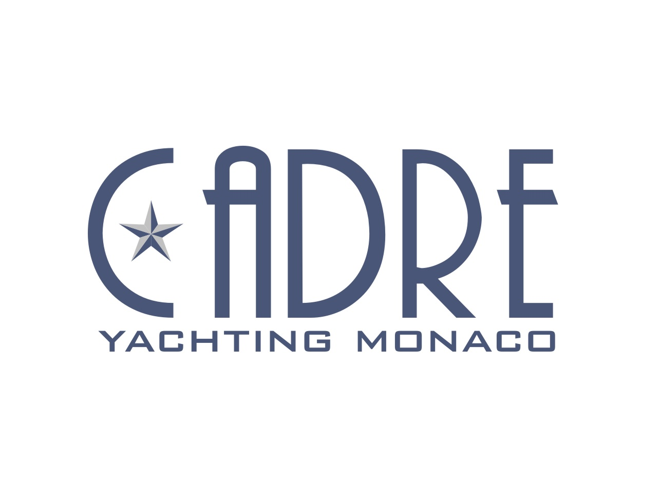 Logo Design by ggrando - Entry No. 334 in the Logo Design Contest New Logo Design for Cadre Yachting Monaco.