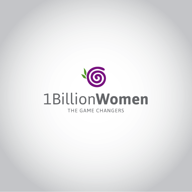 Logo Design by luna - Entry No. 28 in the Logo Design Contest Fun Logo Design for 1BillionWomen.