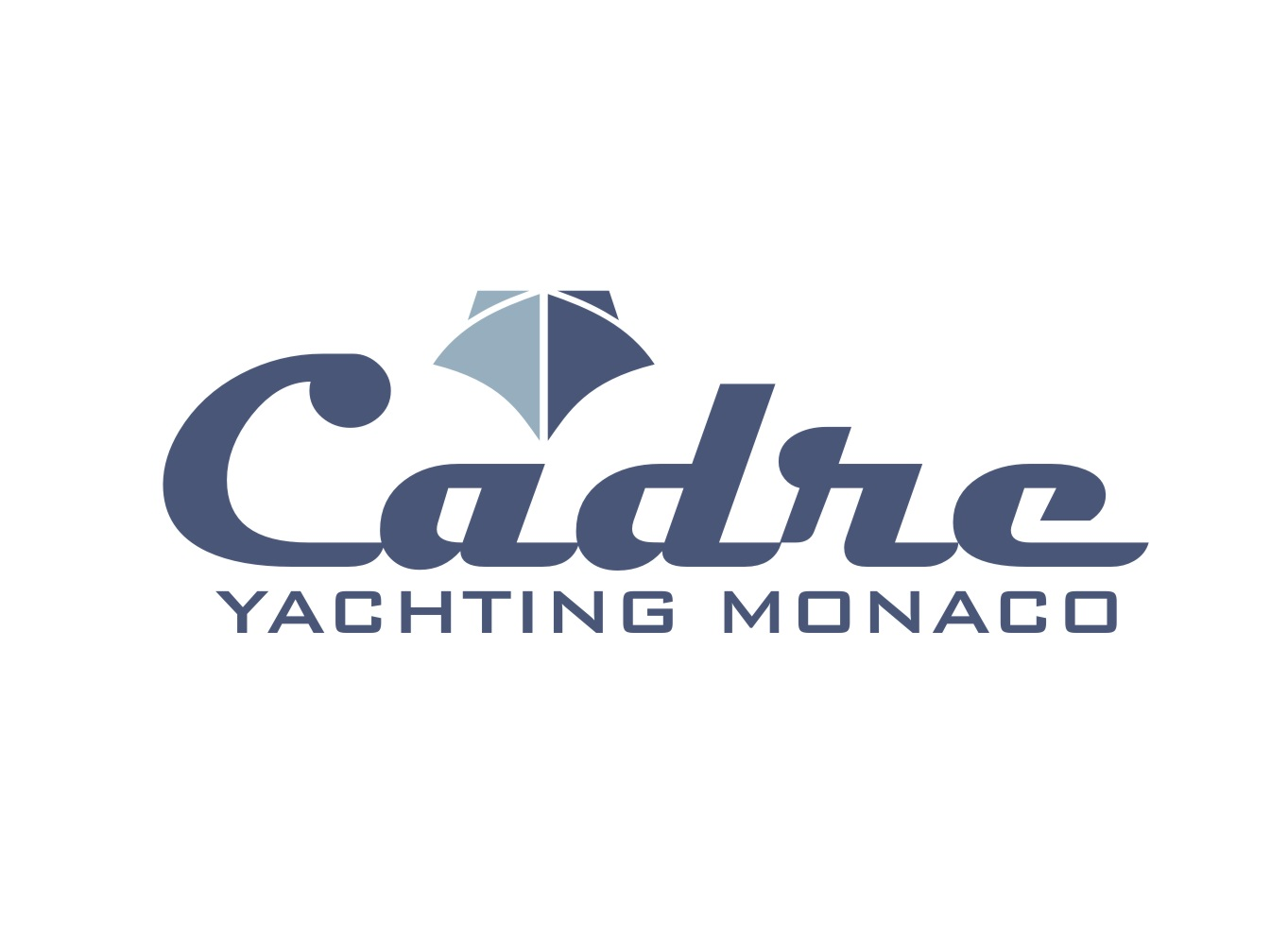 Logo Design by ggrando - Entry No. 337 in the Logo Design Contest New Logo Design for Cadre Yachting Monaco.