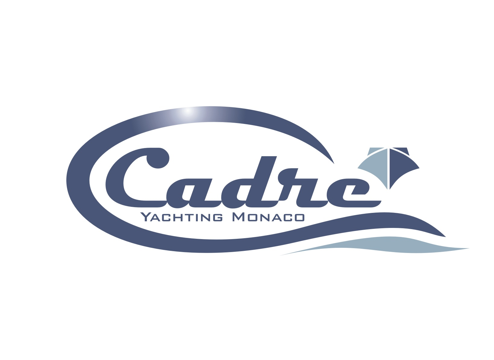 Logo Design by ggrando - Entry No. 338 in the Logo Design Contest New Logo Design for Cadre Yachting Monaco.