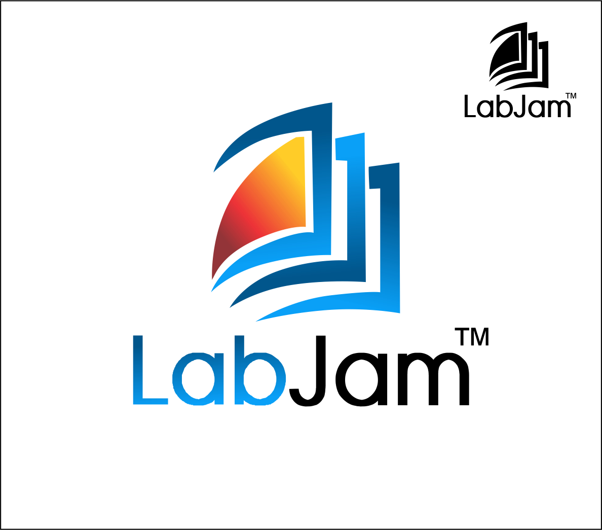 Logo Design by arkvisdesigns - Entry No. 59 in the Logo Design Contest Labjam.