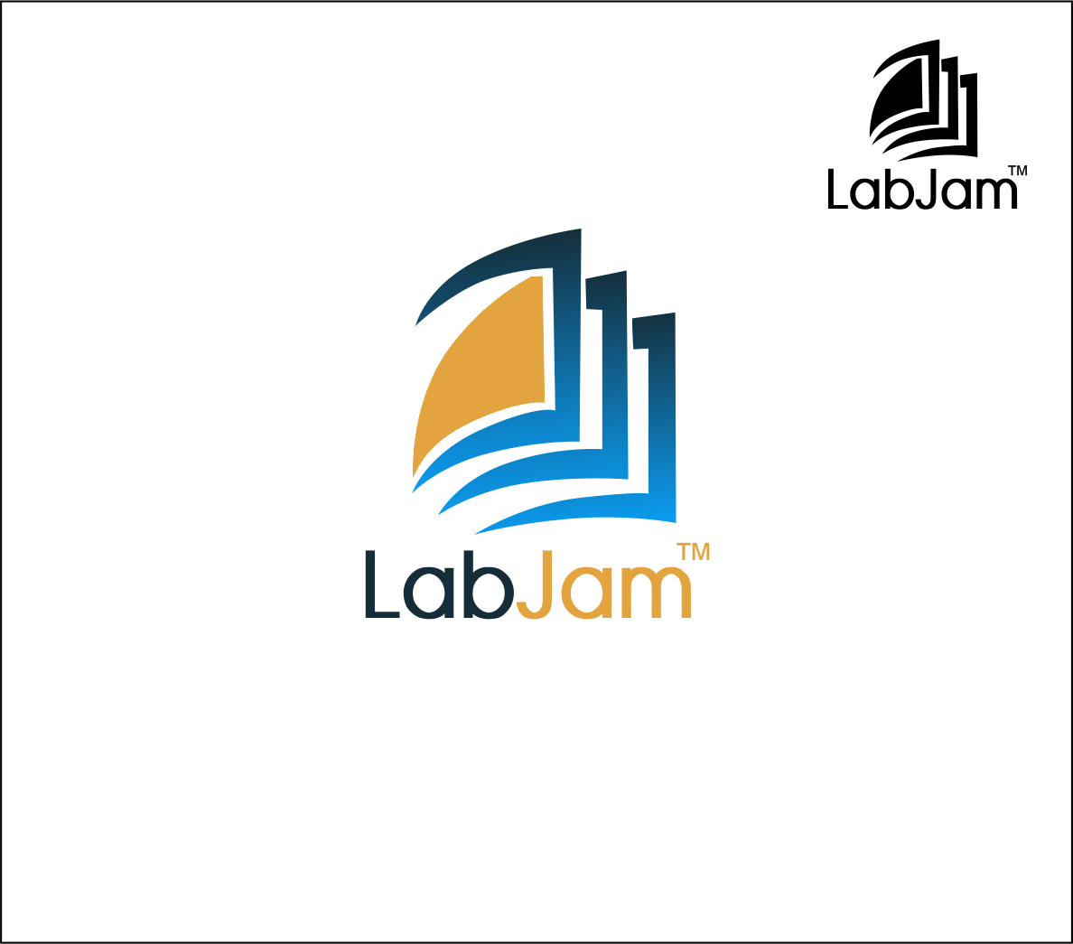 Logo Design by arkvisdesigns - Entry No. 60 in the Logo Design Contest Labjam.