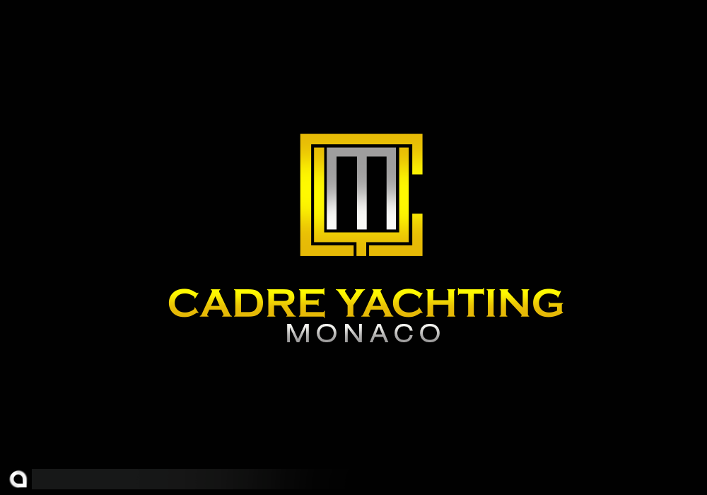 Logo Design by alocelja - Entry No. 347 in the Logo Design Contest New Logo Design for Cadre Yachting Monaco.